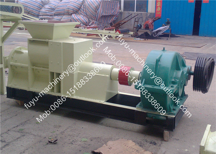 300 charcoal exruding machine