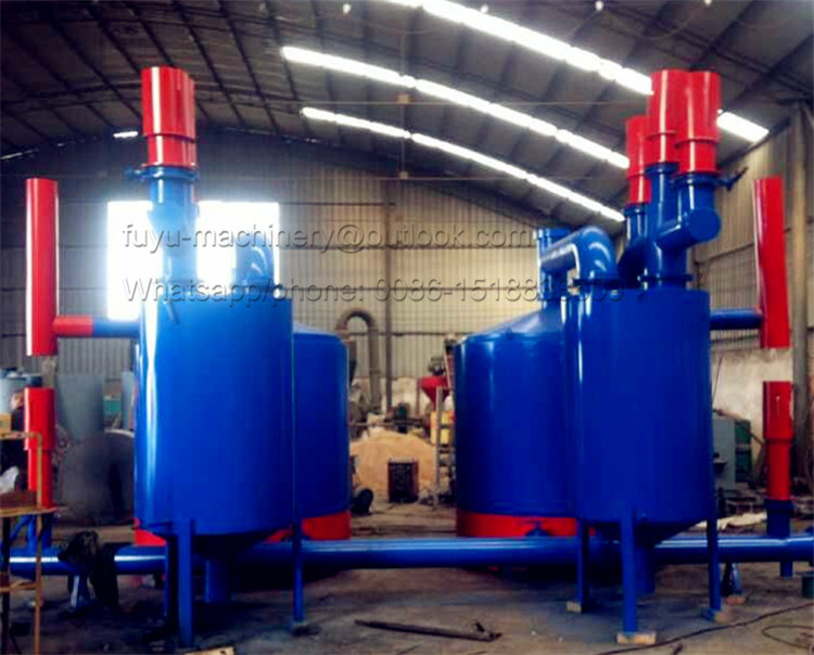fast carbonization furnace